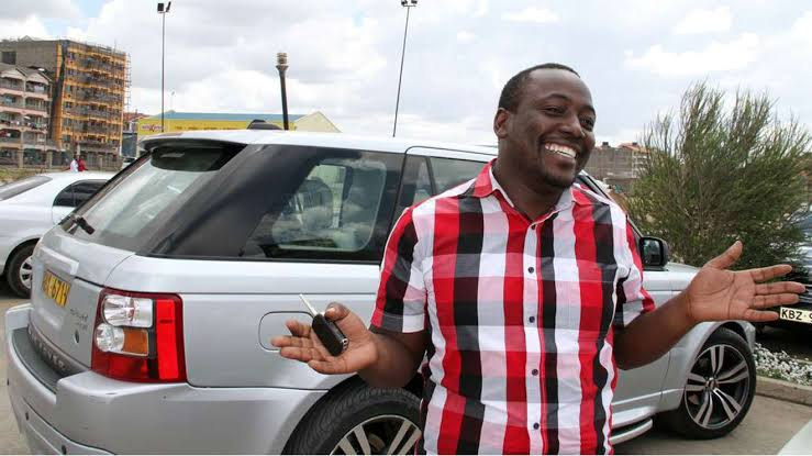 """Ukiachwa achika! """"I don't know why Betty keeps speaking about my relationship with her"""" Pastor Kanyari"""