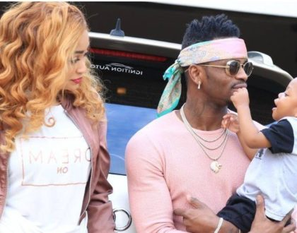 Zari Hassan and Diamond Platnumz throw son lavish party to mark 4th birthday in style (Photos)