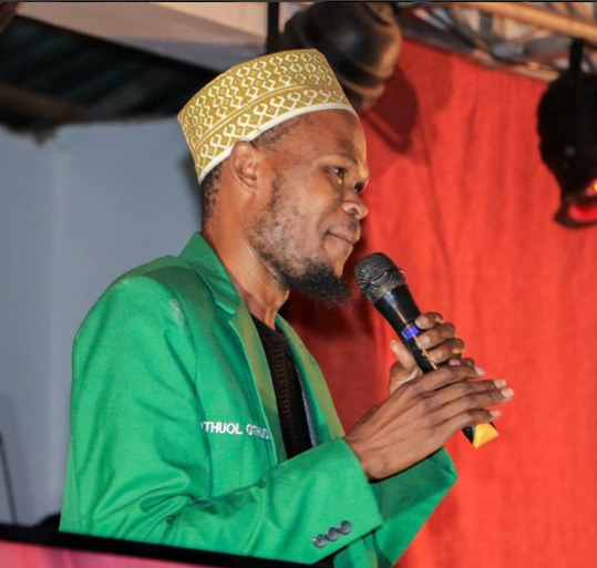 Rest easy funny man! Comedian Othuol Othuol passes on