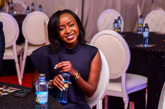 Jacque Maribe needs to completely stop mentioning Jowie cause she'll always look weak