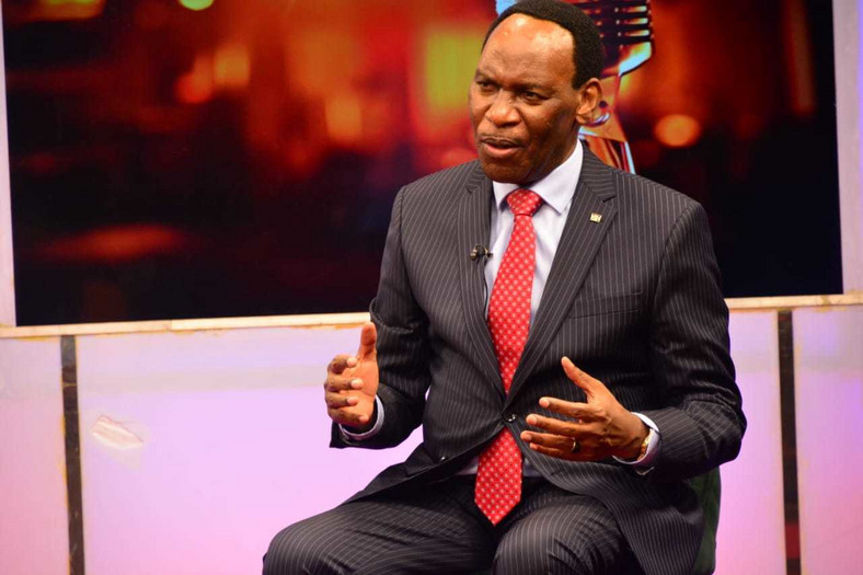 Ezekiel Mutua terms Anita Nderu's show as pathetic after an attempt to promote same gender relationships!