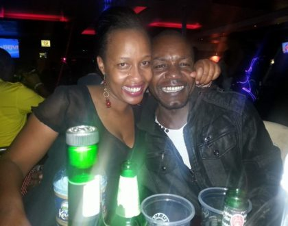 Teacher Wanjiku's husband refutes claims linking him to the deaths of comedians Njenga Mswahili and Kasee