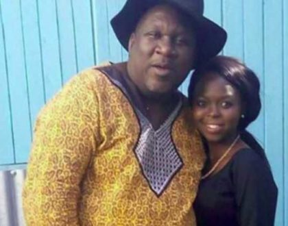 Nalaika mourns the late Papa Shirandula with moving message