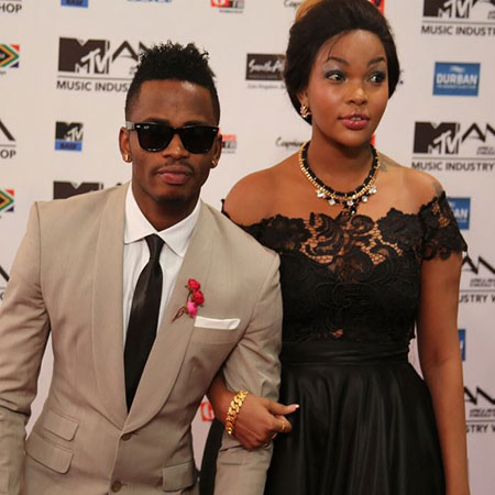 wema sepetu and diamond platnumz