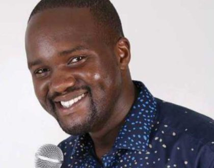 """I have been drowning in depression and alcohol!"" Comedian Wakimani reveals"
