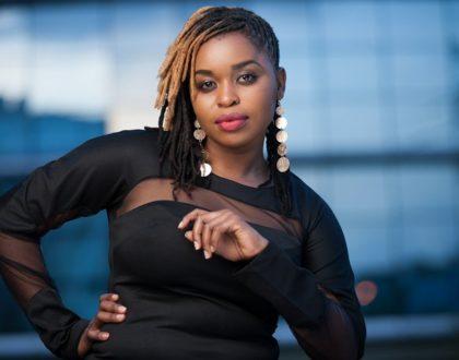 Radio Maisha's Mwende Macharia needs to hire an image consultant