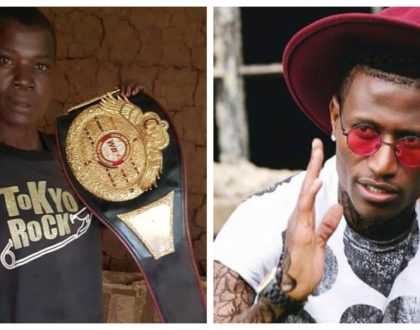 Octopizzo's rant over Conje's heartbreaking condition should be a wakeup call for the state