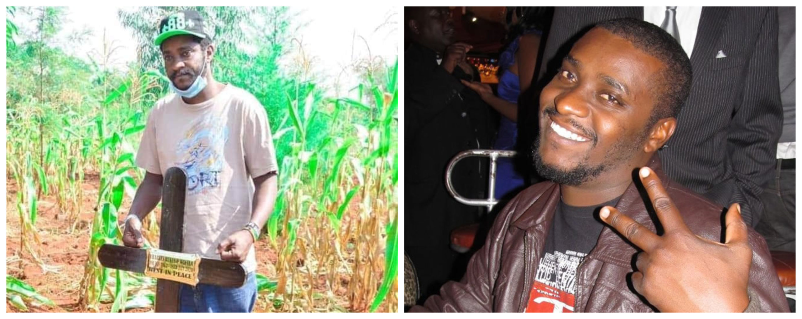This is why comic actor Njoroge cuts such a dejected, forlorn image in Papa Shirandula's burial ceremony