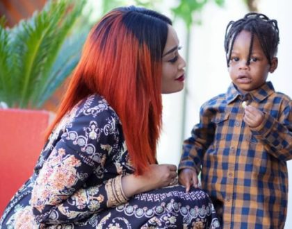 A furious Zari Hassan threatens to cut off son's head!