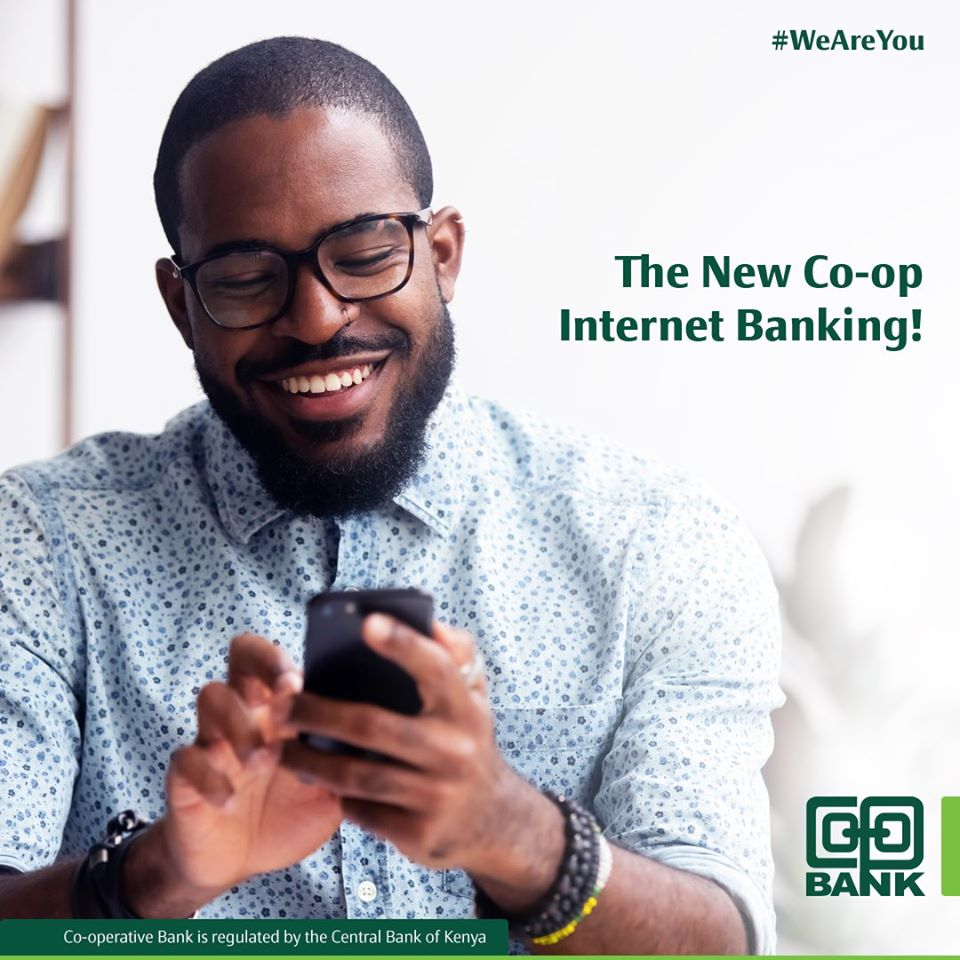 The easy steps to self-register and enjoy banking services on the New Co-op Internet Banking Service