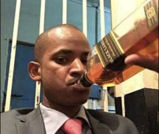 Fans voice mixed feelings after new photo of Babu Owino praying on his knees emerges online