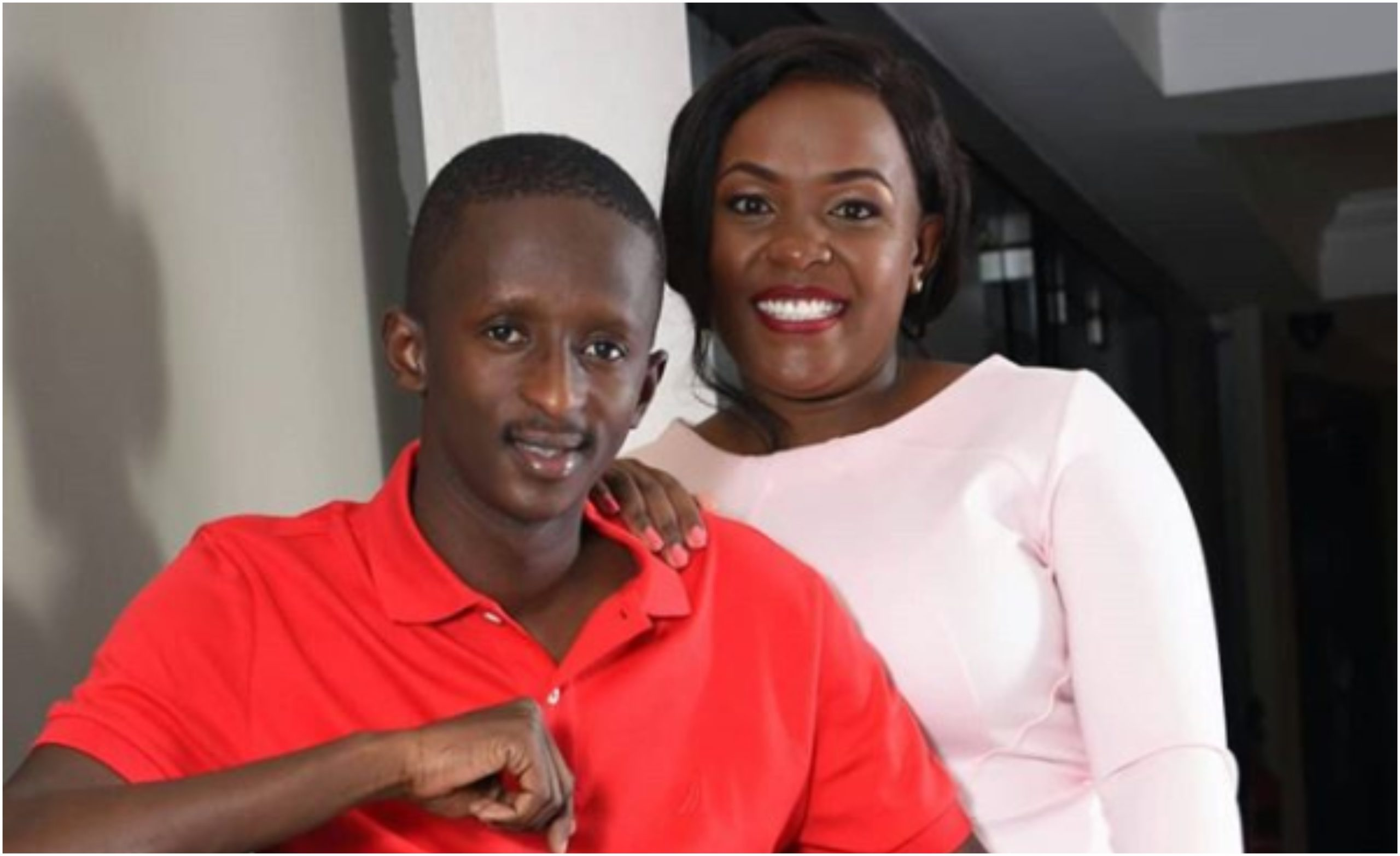 Njugush's wife Celestine Ndinda's enticing new look that has left Team Mafisi thirsting over her curves