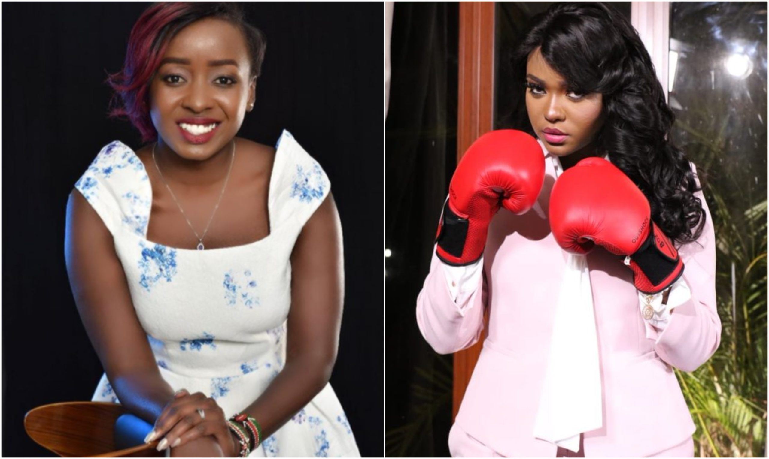Jacque Maribe's just unveiled political show to give Anne Kiguta's Punchline a run for her money (Video)