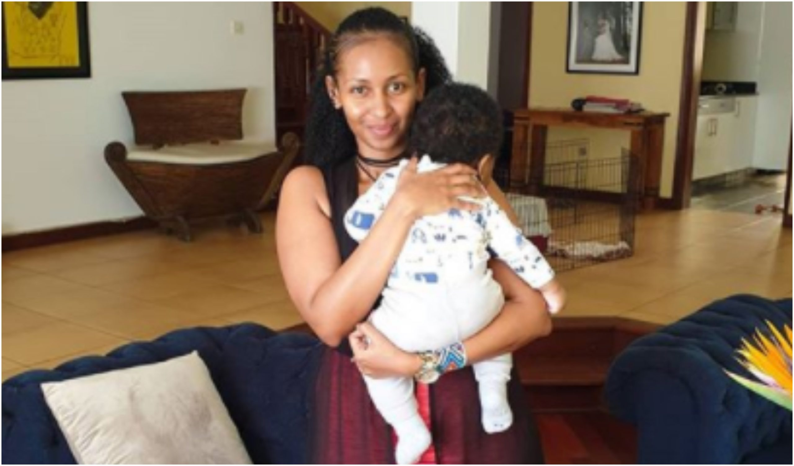Sarah Hassan opens up on long traumatic experience breastfeeding her young son