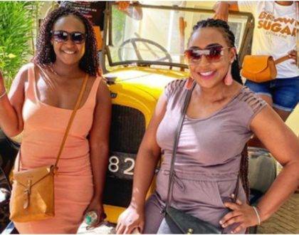 Malindi staycation: 10 videos from Betty Kyallo and sisters' vacay that prove they can be wild away from home