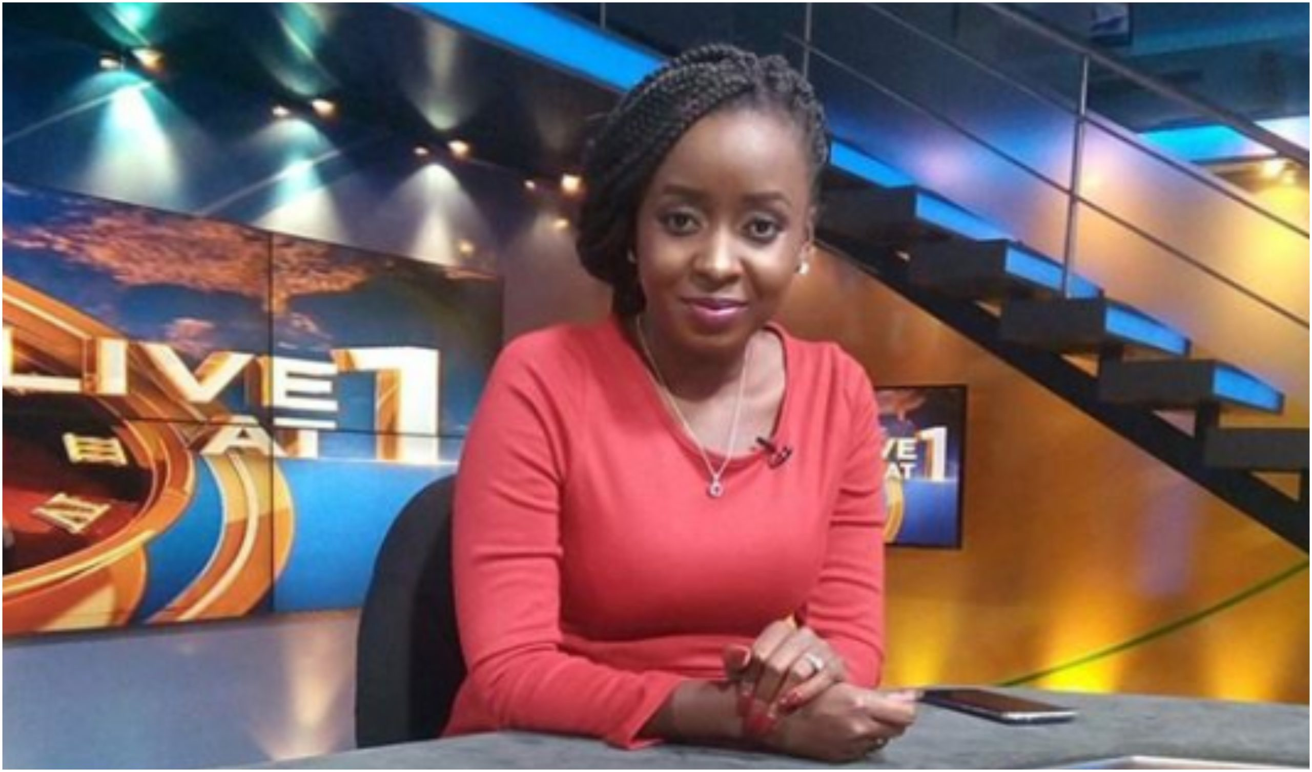 The untold story of how Jacque Maribe rose from intern to respected senior political reporter