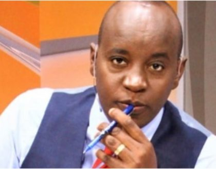 RIP! Linus Kaikai in mourning