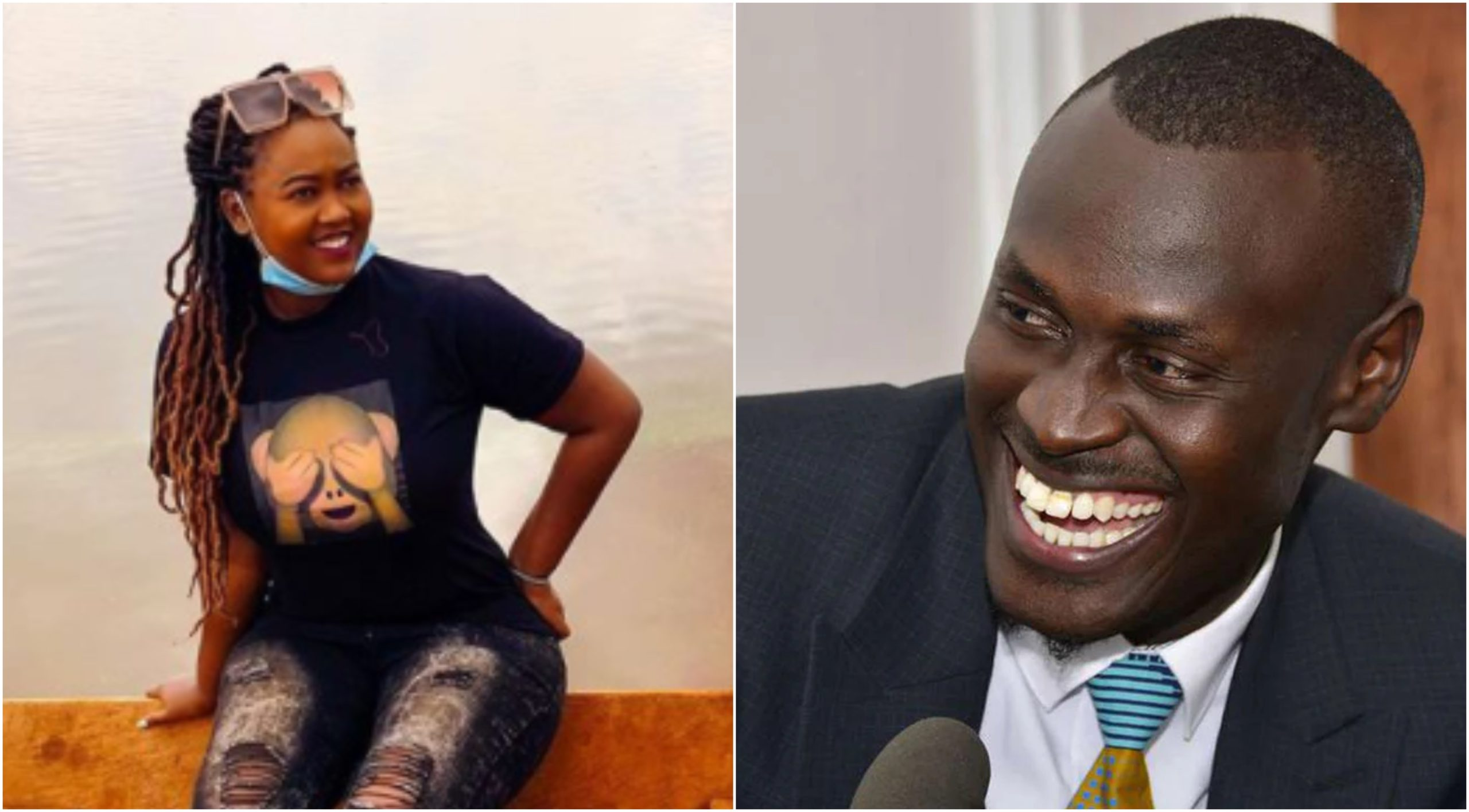 Village fisherman's promise to marry Nana Owiti and sire 12 children together lights up the Internet
