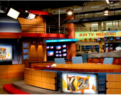 Former K24 journalist lands plum government job months after mass firing