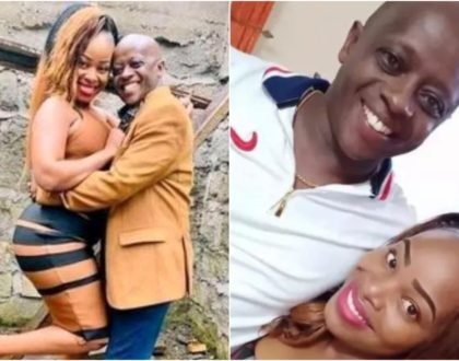 Curvy TV presenter who leaked Njogu wa Njoroge and Mary Lincoln's secret love affair lands in trouble