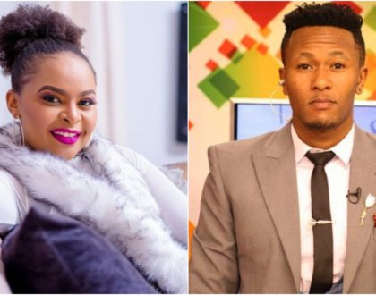 """Mkono mtupu haulambwi!"" Size 8 tells DJ Mo to either measure up or quit (Video)"