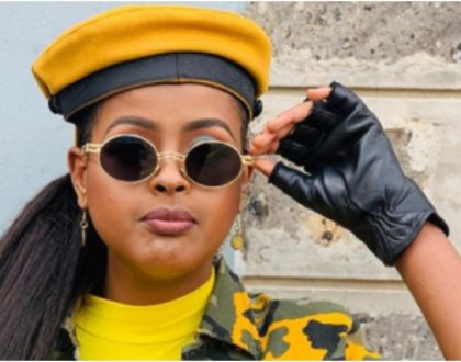 Meet Amina Abdi Rabar, Kenya's Cardi B and East Africa's most stylish female host