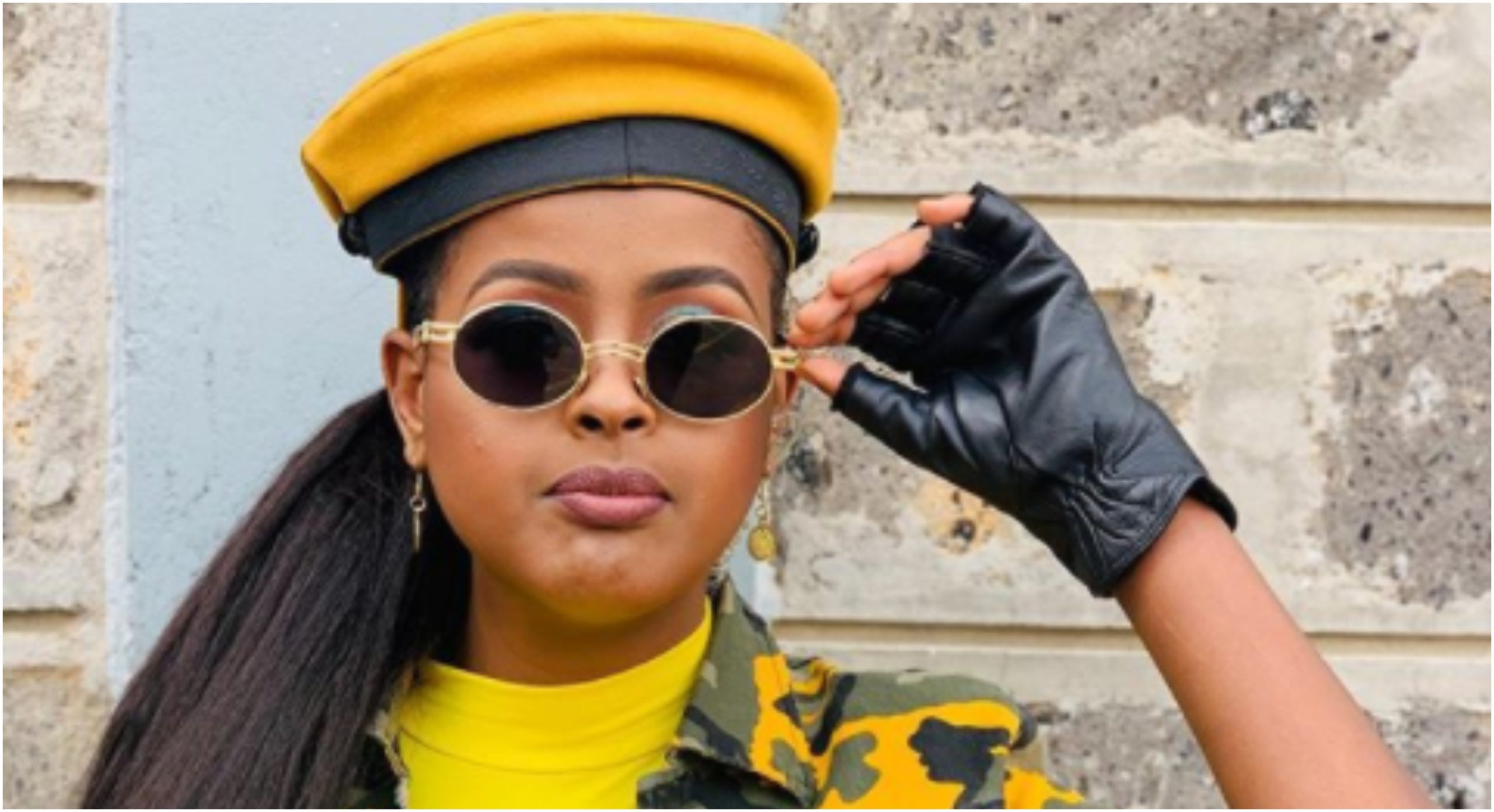 Meet Amina Abdi Rabar, Kenya's Cardi B and East Africa's most stylish female host