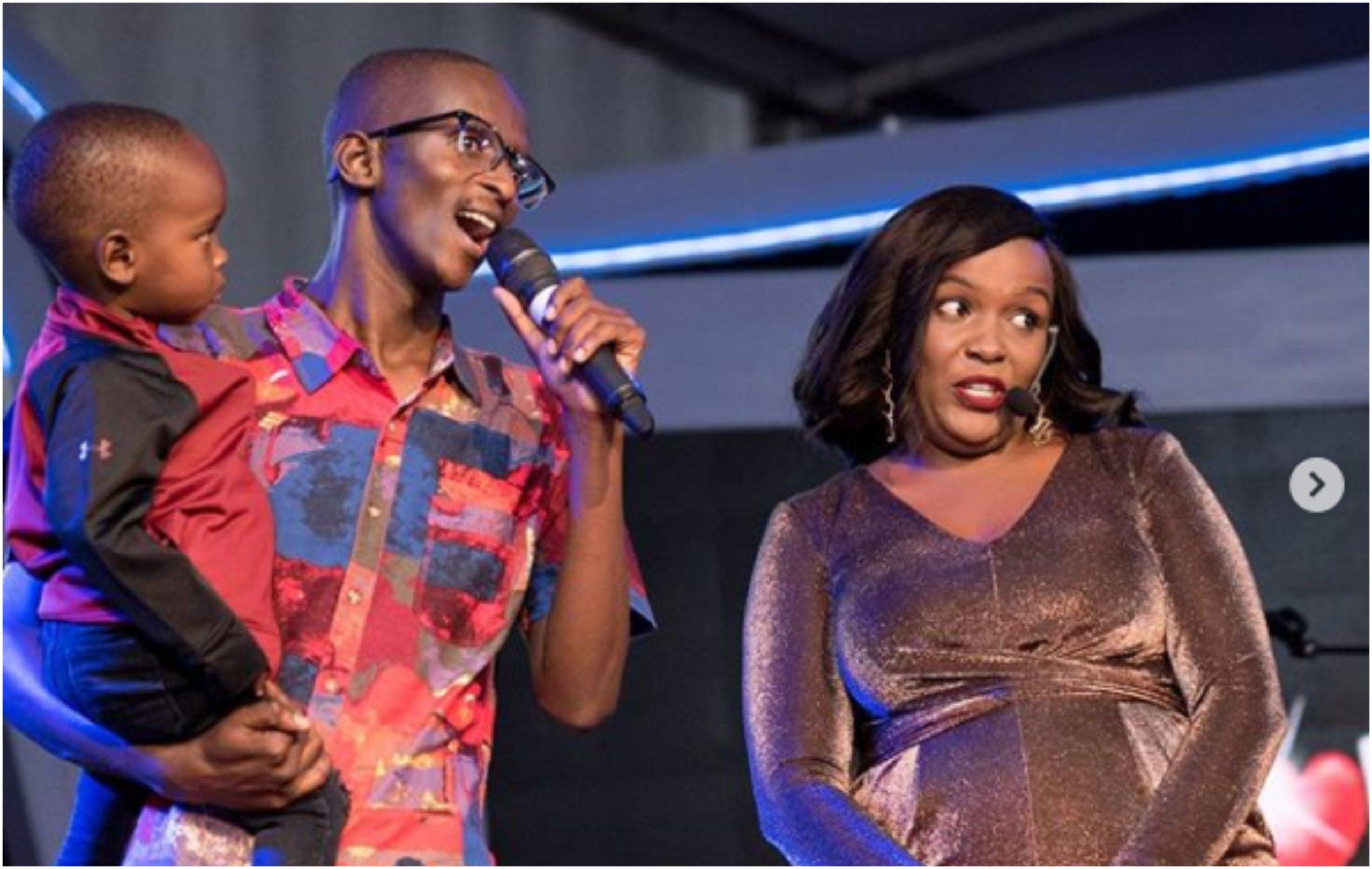 Celestine Ndinda's glammed-up look causing a stir online (Photo)