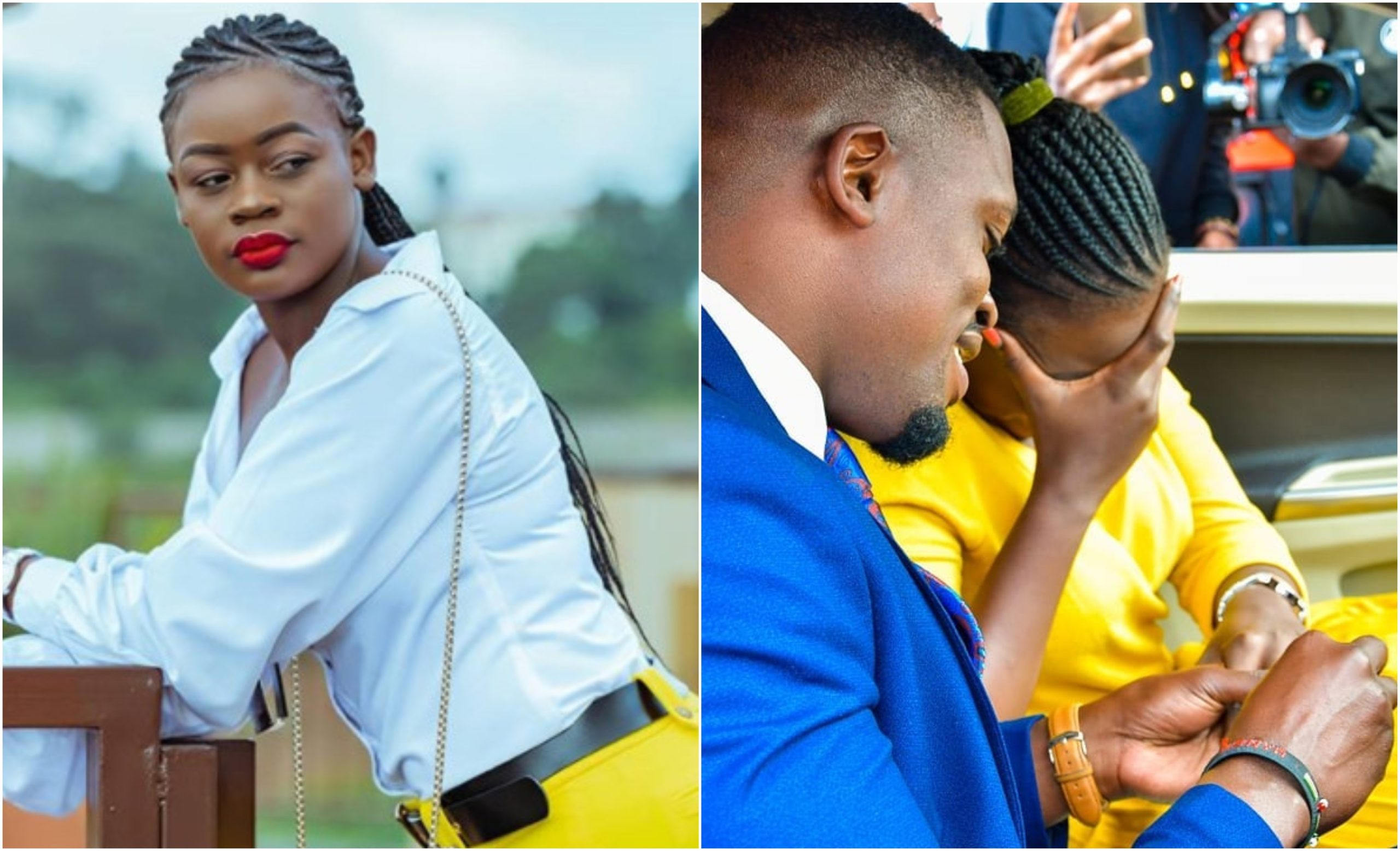 How Akothee's sister's controversial past almost ruined her engagement to city doctor (Video)