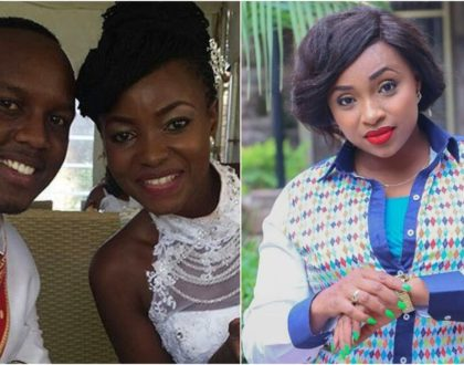 How Massawe Japanni and Abel Mutua nearly became a couple before his wife turned out expectant (Video)