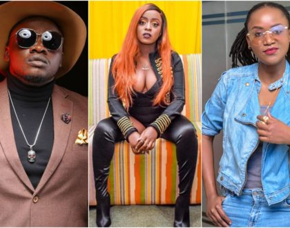 Nadia Mukami's collabo with Khaligraph Jones and Fena Gitu deleted from YouTube