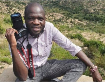 COVID-19 positive journalist Yassin Juma speaks of his plight behind police cells in Ethiopia