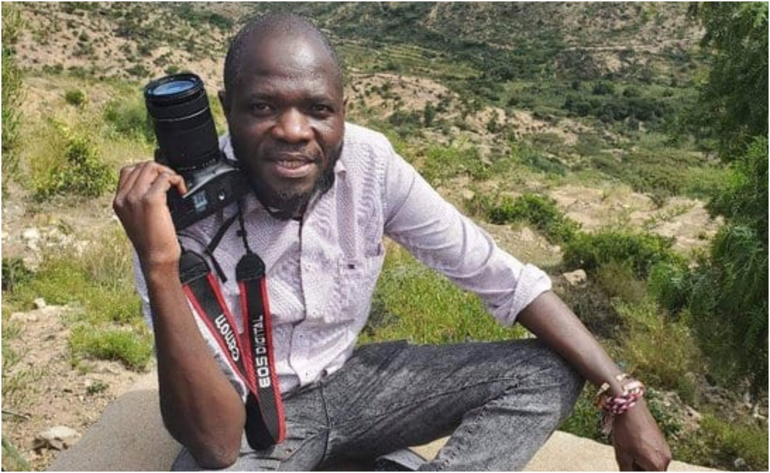 Renowned journalist Yassin Juma gets major breakthrough after spending 50 days in jail