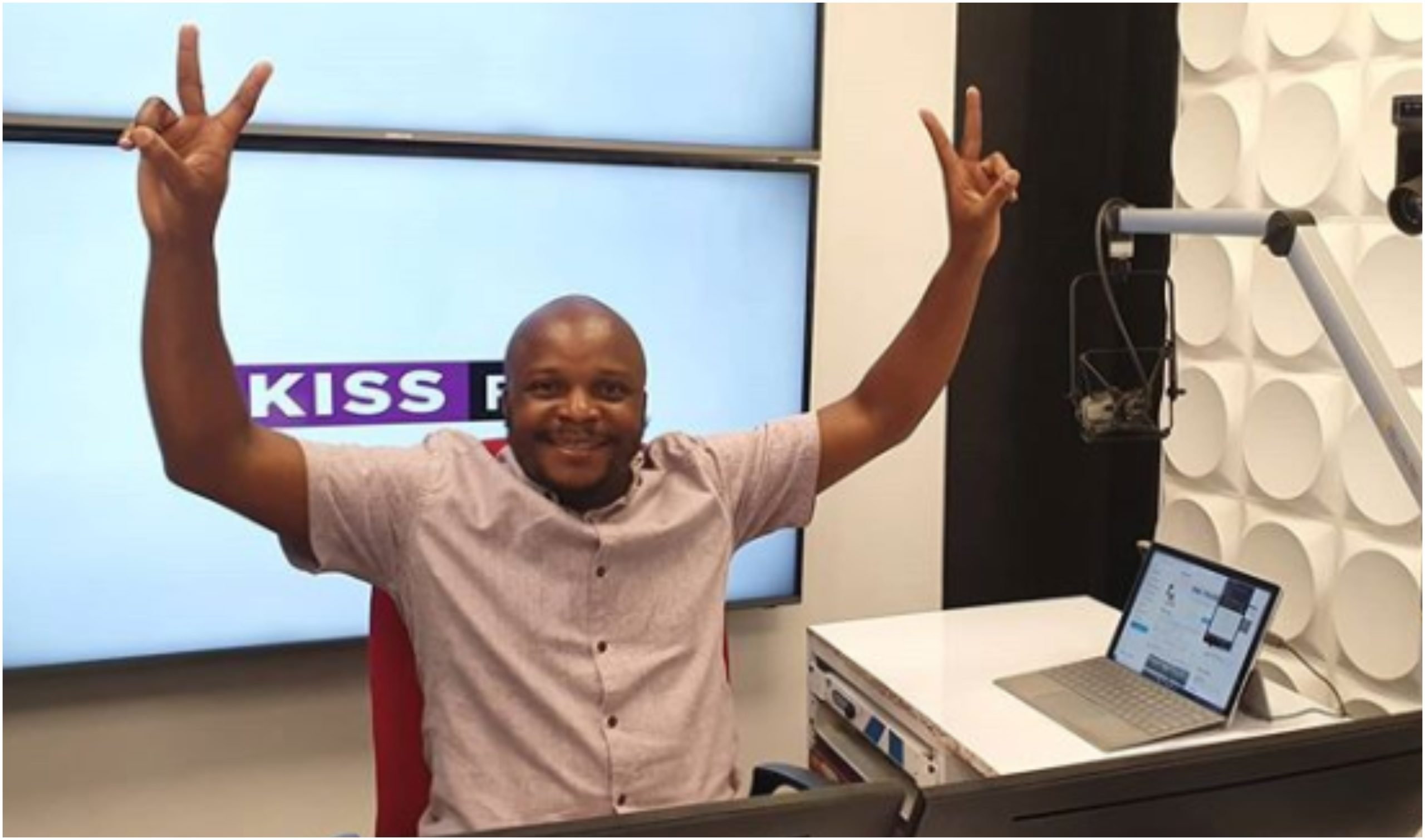 """Kimeumana!"" Jalang'o cries out after Kamene Goro takes a break from morning show"