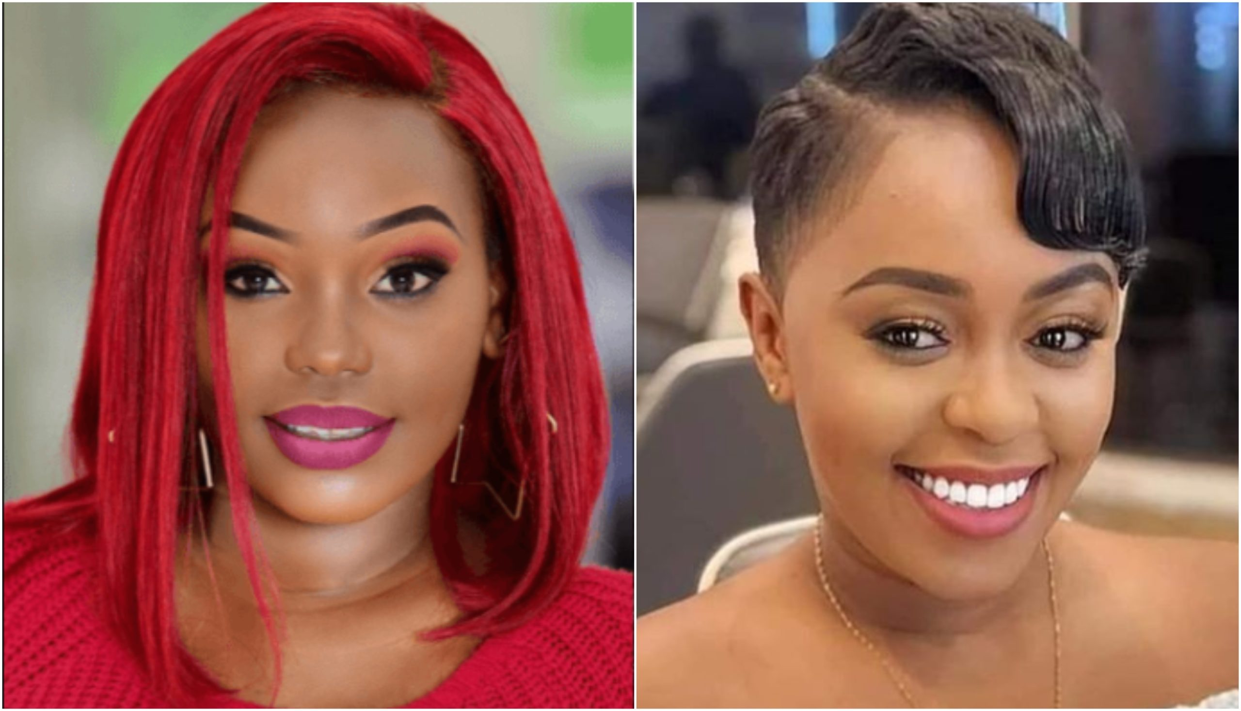 6 Kenyan celebrities who took up bold hairstyles in 2020