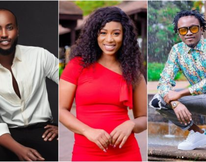 Bahati strongly warns Nick Mutuma against cheating with wife Diana Marua (Details)