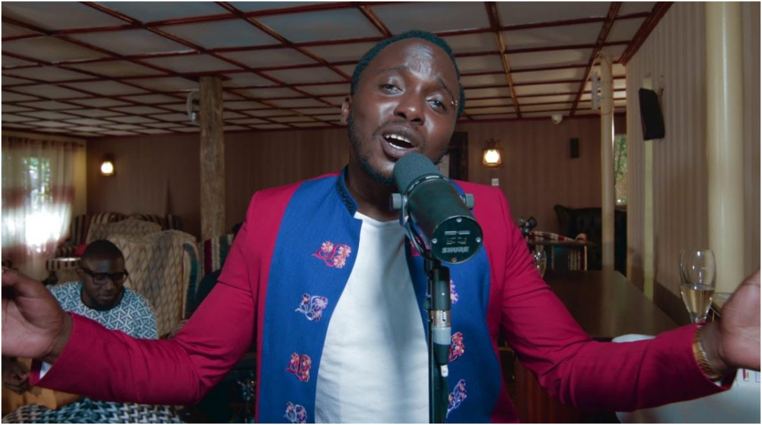 """I never felt like I belonged,"" Sauti Sol's Chimano opens up on being a socially awkward child (Video)"