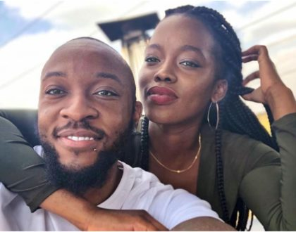 Frankie Just Gym It and Corazon Kwamboka's heated argument raises eyebrows (Video)