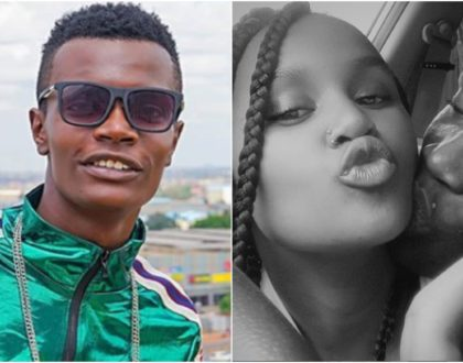 Machachari's Baha juicy photo cozying up with girlfriend gets fans talking