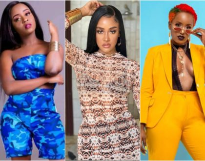 Nadia Mukami beats Tanasha Donna, Femi One and Vivianne as the hottest female artist in top charts