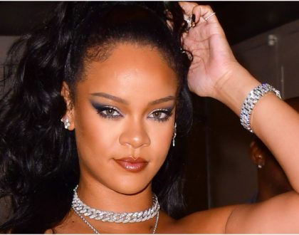 Photos of Rihanna's Kenyan look-alike that have blown up the Internet