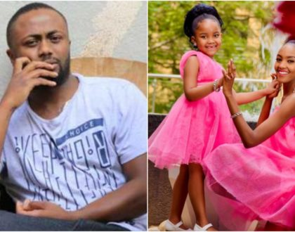 Mystery behind Jowie Irungu's all-grown daughter with wife Ella unveiled (Photos)