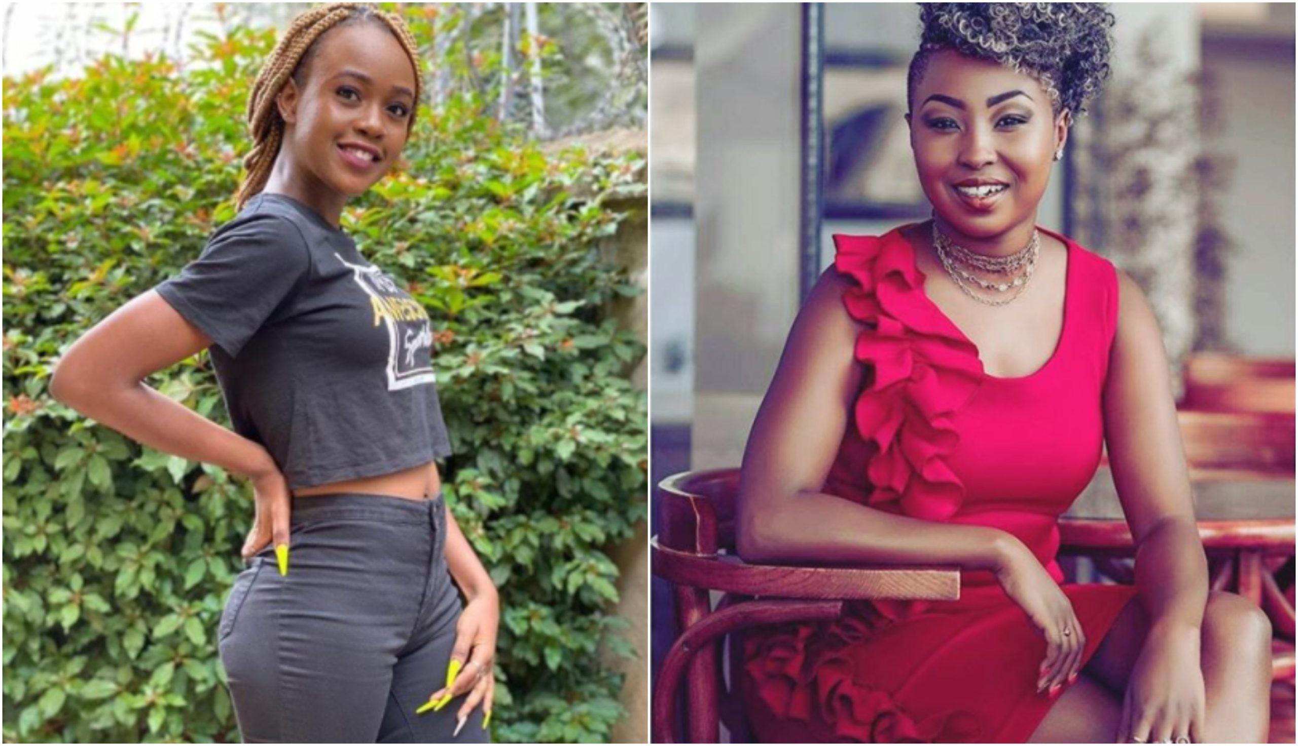 """""""I have made peace with you,"""" Singer Vivianne speaks up weeks after Azziad Nasenya saga"""