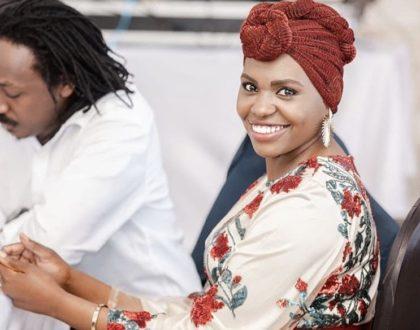 """Walimueka kwa box na ikarushwa huko kando!"" Zeddy narrates the pain she went through right after delivering a stillborn baby (Video)"