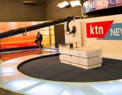 Popular KTN news anchor calls it quits!