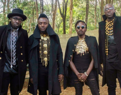 Sauti Sol's Savara in mourning