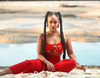 Tanasha Donna serving body goals with new bikini photo