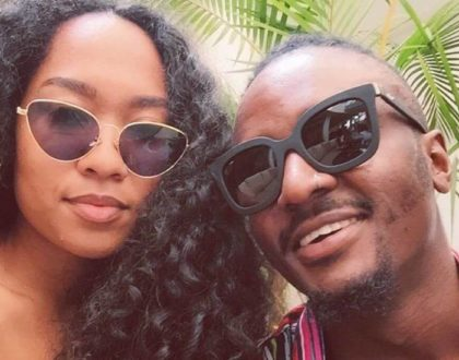 Sauti Sol's Savara shows off the palatial mansion where he lives with his sexy girlfriend (Video)
