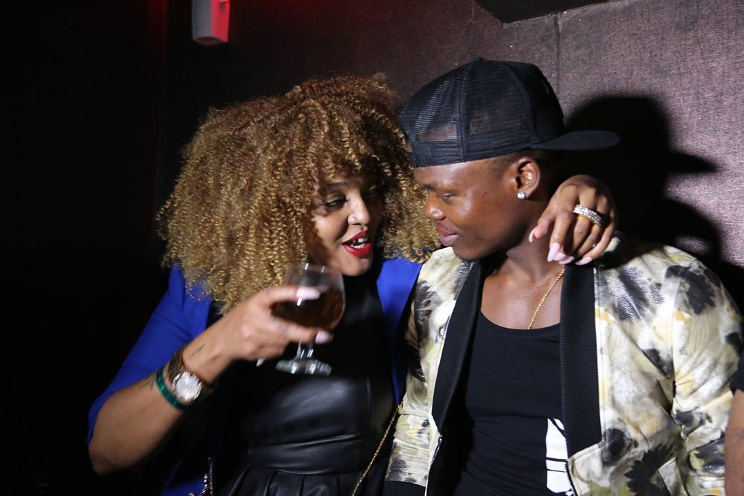 Wedding bells! Harmonize's ex lover engaged to handsome young model! (Photos)