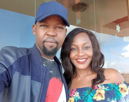 Alex Mwakideu finally comes clean on rumours claiming he cheated on wife
